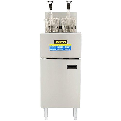 45-55 Lb. Oil Capacity Gas Fryer