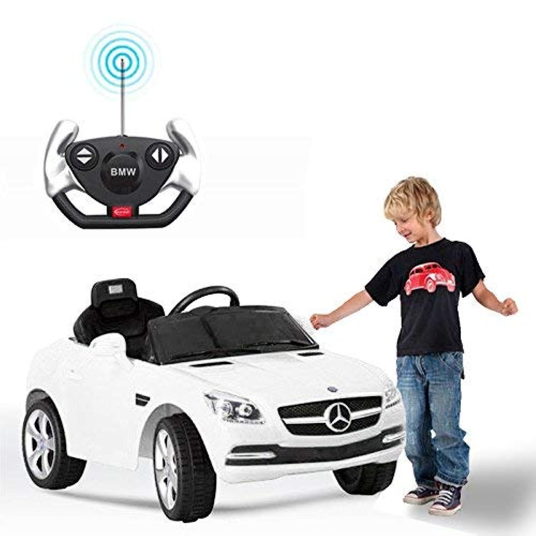乗用ラジコン ベンツ SLK 正規プロダクトデザイン プレミアム 電動乗用玩具 子供 乗り物 電動 返品保証付き