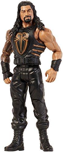 Mattel DXG21 WWE Roman Reigns 15 cm Basis Figur, Spielzeug Actionfiguren ab 6 Jahren