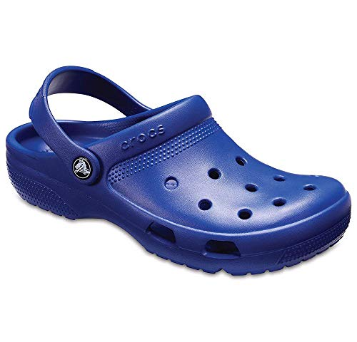 Crocs Coast Clog U, Sabots Mixte Adulte, Bleu (Cerulean Blue 4o5), 45/46 EU