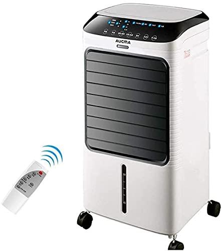 ZGDXF Acondicionador de Aire portátil Refrigerador de Aire Acondicionado portátil Fanfriador de Aire Enfriador de Aire silencioso Enfriamiento portátil FansCooling Ventilador Simple Tipo