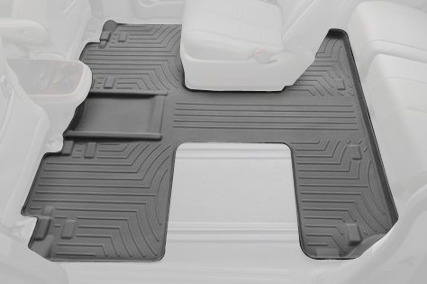 WeatherTech Rear FloorLiner for Select Toyota...