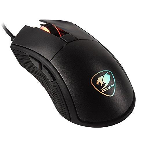 Cougar MINOS X2 3000 DPI Mouse da gioco con sensore ottico Revenger S