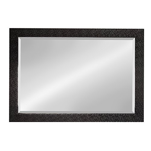 Kate and Laurel Coolidge Framed Beveled Wall Mirror, 29x41, -