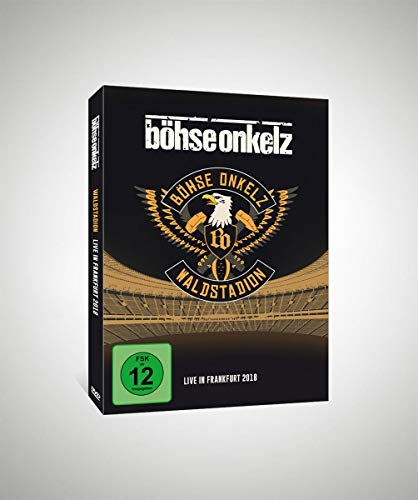 Böhse Onkelz - Waldstadion - Live in Frankfurt 2018 [2 DVDs]