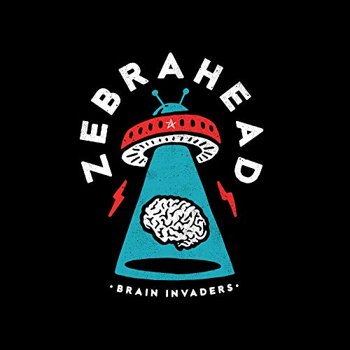 [Album]Brain Invaders – ZEBRAHEAD[FLAC + MP3]