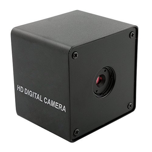ELP Mini Box Fisheye Lens Camera 170degree Wide Angle Security Camera 5 megapixel HD,Desktop or Laptop Webcam