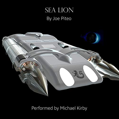 Sea Lion Audiobook By Joe Piteo cover art