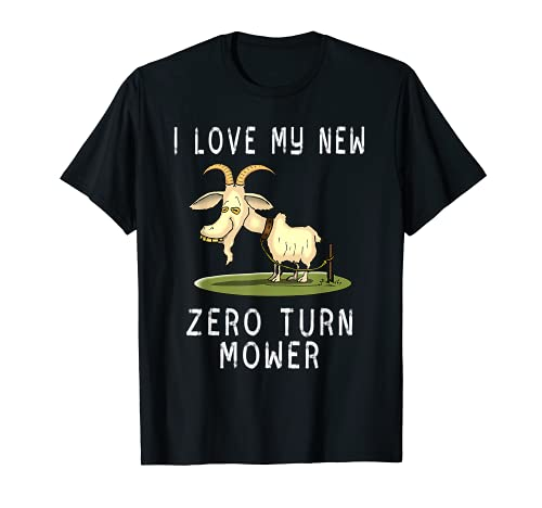 Zero Turn Funny Lawn Mower Gift for Landscapers...