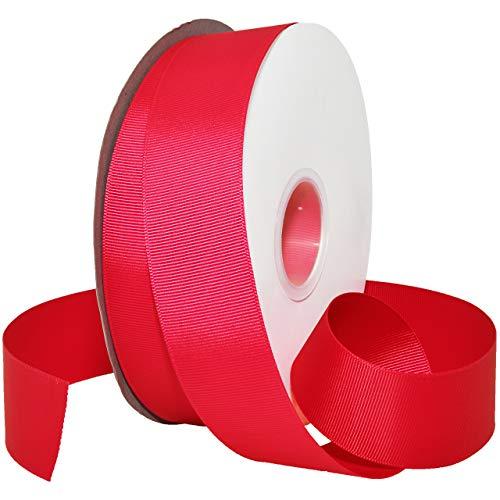 Morex Ribbon 06638/00-176 Grosgrain Band, Polyester, Virtuelle Rose