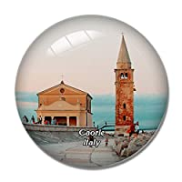 イタリアカオルレ教会灯台冷蔵庫マグネットホワイトボードマグネットオフィスキッチンデコレーション