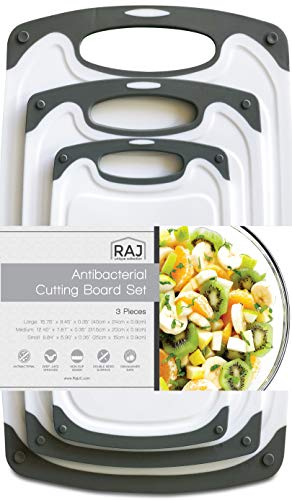 Raj Plastic Cutting Board Reversible Cutting Board
