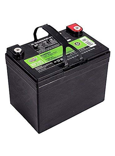 Sealed Lead Acid - DCM0035 Deep Cycle RV Battery