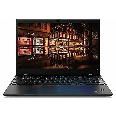 Lenovo ThinkPad L15 Gen1 Business Laptop, 15.6″ FHD (1920 x 1080) Non-Touch, 10th Gen Intel Core i5-10210U, 8GB SODIMM RAM, 256GB SSD, Windows 10 Pro (Renewed)