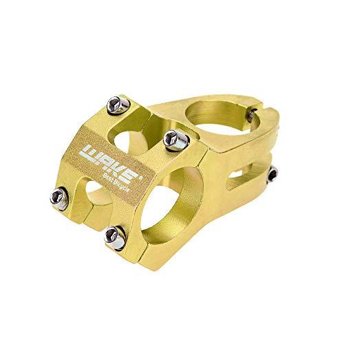 Lixada MTB Lega di Alluminio della Bicicletta e Attacco Manubrio della Bicicletta da Montagna 31.8mm