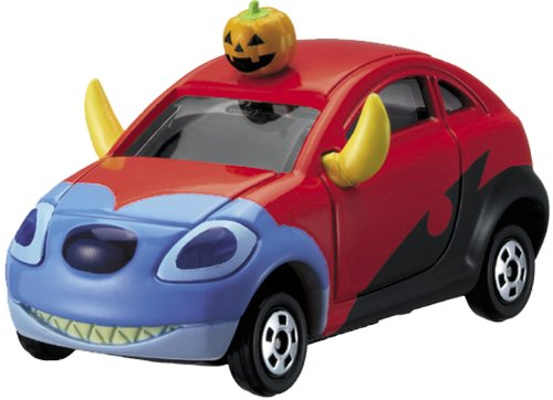 Disney Tomica - Voiture Stitch halloween (métal)