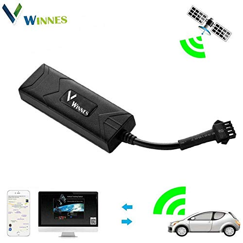 GPS Tracker, Winnes Auto LKW Fahrzeug Echtzeit GPS Tracker Anti-Diebstahl GPS Ortung Mini GSM GPRS SIM GPS location GPS Outdoor Navigation mit APP