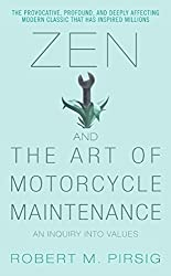 Best Travel Books -  Zen and the art of motorcycle maintenance