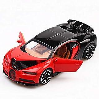 Bugatti 1:32 Super Sports Car Model, Red