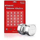 Polaroid Extreme gpa76lr44ag13アルカリ1.5Vボタンセル電池Hexbug互換(20-pack)