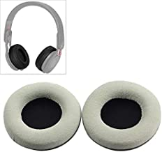XUAILI Replacement Ear Pads Earpads for Steelseries Siberia V2 / V1 Frost Blue Grey Protein Leather Cover Headphone Protective Cover Earmuffs (2 PCS) (Color : Color3)