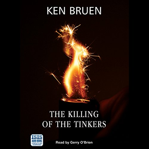 The Killing of the Tinkers audiobook cover art