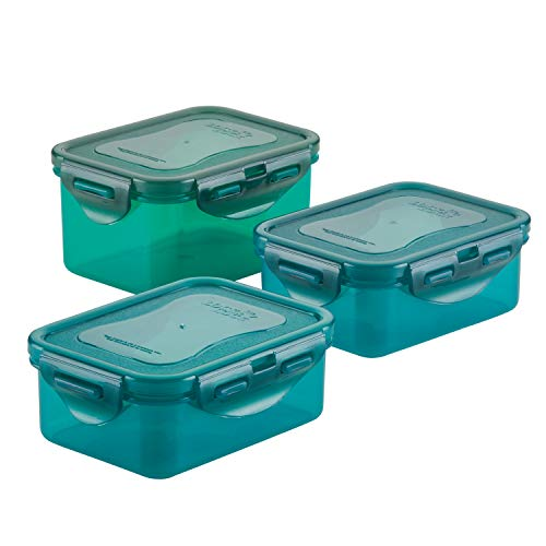 LOCK & LOCK Lebensmittelbehälter, Polypropylen, Multi, 1 x 1.4, 1 x 1