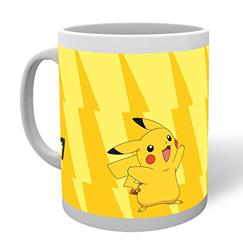 GB eye, Pokemon, Pikachu Evolve, Taza