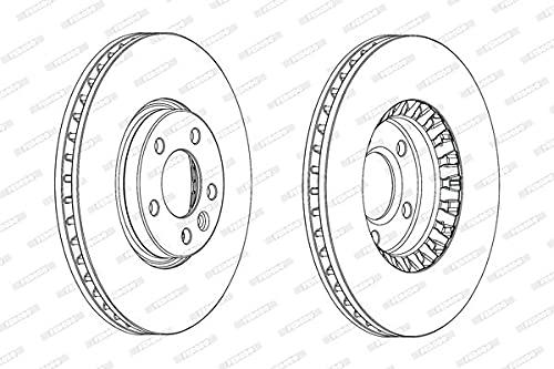 Ferodo ddf2182 C-1 Rotor disque de frein