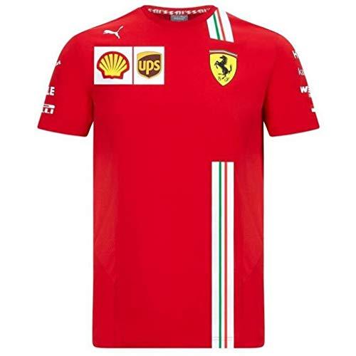 Official Formula One - Scuderia Ferrari 2020 Puma - Charles Leclerc Maglietta - Size: M