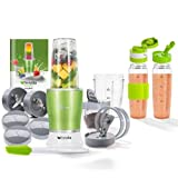 Genius Feelvita Nutri Mixer | 20 Teile | Stand-Mixer | Smoothie-Maker | Mixen | Rühren | 23000 UpM...