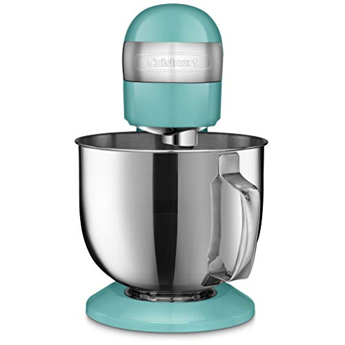 Cuisinart SM-50TQ Stand Mixer, Turquoise