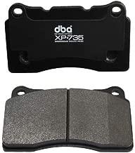 dba 03-06 EVO / 04-09 STi / 03-07 350Z Track Edition/G35 w/Brembo XP650 Rear Brake Pads