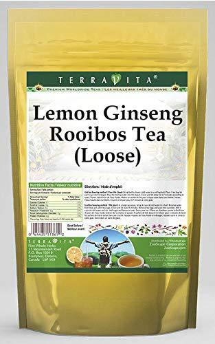 Lemon Ginseng Rooibos Tea Loose Inexpensive 542948 ZIN: 8 favorite oz