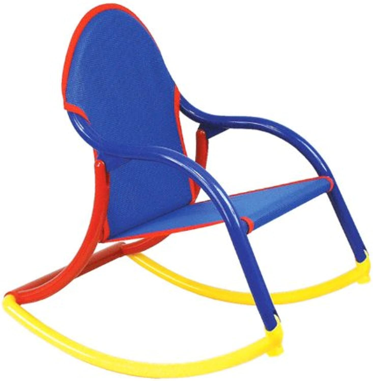 Hoohobbers Rocking Chair, bluee Mesh