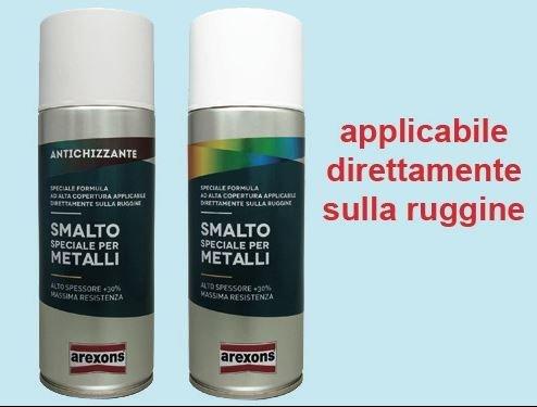 Arexons met sterke drank voor metaal - New Brillant rood Traffico art. 543618