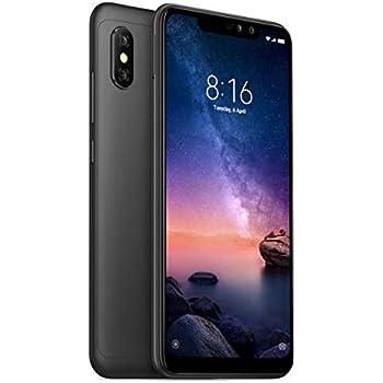 Amazon.com: Xiaomi Redmi Note 6 Pro 64GB / 4GB RAM 6.26