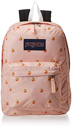 JanSport SuperBreak Peachy Keen Print One Size