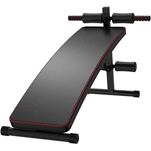 Plegable Bench,Fitness Stool,Peso Ajustable Banco del Entrenamiento,Banco Fitness para Whole Body Ejercicio,Work out at Home,Carga Máxima 150Kg(Flete Aéreo)