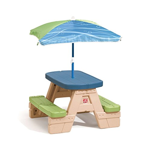 Step2 Sit and Play Kids Picnic Table...