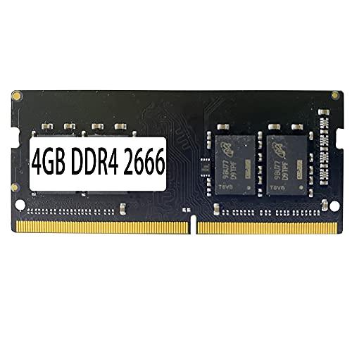 SJZERO Memoria RAM DDR4 4GB 8GB 16GB 2666VMHz Laptop DIMM BGA Memory 1.2V 288Pin PC4-2666V para Intel/AMD