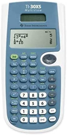 $53 » Texas Instruments TI-30XS Multiview Scientific Calculator (.2 Pack)