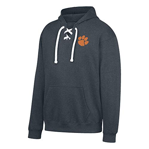 colosseum ncaa virginia t shirts Top of the World Men's Team Color Laced Up Hoodie Sweatshirt
