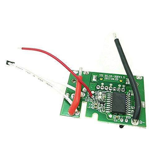 Para Makita BL1830 Li-Ion batería PCB Placa de Circuito de Protección de Carga 18V 3Ah 6Ah BL1815 BL1845 BL1860 BL1850 LXT400