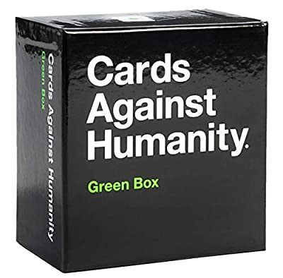 Cards Against Humanity: Green Box by Cards Against Humanity LLC