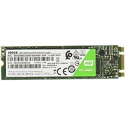 Western Digital WD Green Interna SSD M.2 SATA, Verde, 480 GB