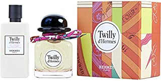 Twîlly d'Hermęs Perfume 2PC TRAVEL GIFT SET (2.87 Oz EDP Spray + 2.7 Oz B/L) Women