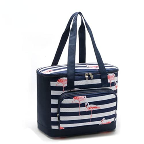 HBDY Borse per il pranzo Oxford Cooler Bag Isolamento Veicolo Borsa a Spalla Ice Pack Isolante...