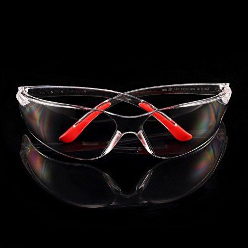 Seguridad PC vidrios protectores motocicleta gafas
