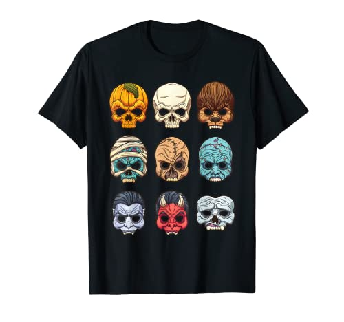 Halloween Dabbing Mumie Zombie Bruja Dab Disfraz Halloween Camiseta